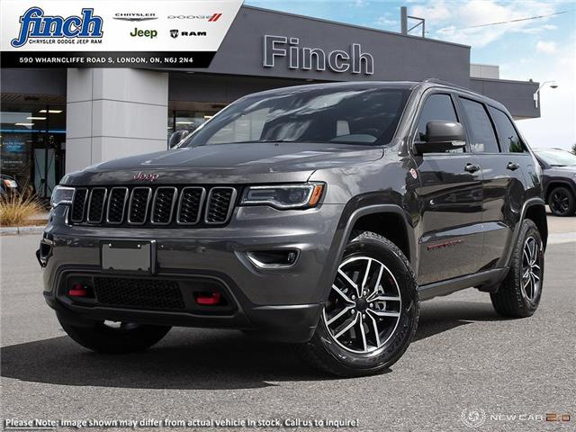 2021 Jeep Grand Cherokee Trailhawk (Stk: 100792) in London - Image 1 of 24