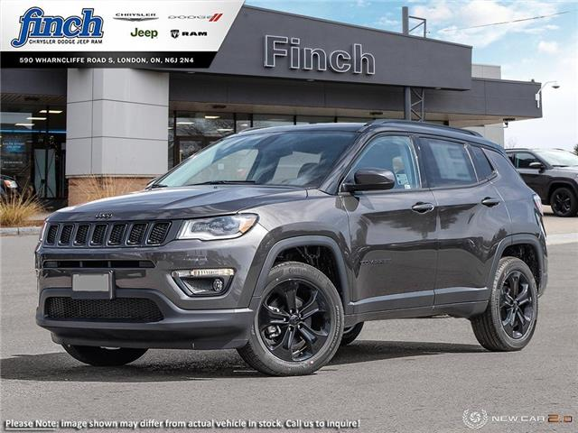 2021 Jeep Compass Altitude (Stk: 99738) in London - Image 1 of 25