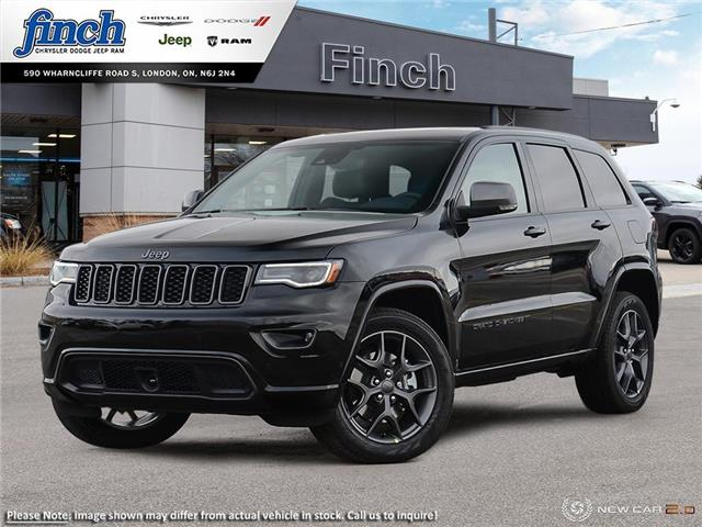 2021 Jeep Grand Cherokee Limited (Stk: 100885) in London - Image 1 of 24