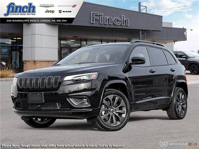 2021 Jeep Cherokee Limited (Stk: 101115) in London - Image 1 of 24