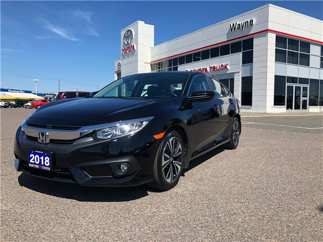 2018 Honda Civic EX-T (Stk: 23004-2) in Thunder Bay - Image 1 of 24