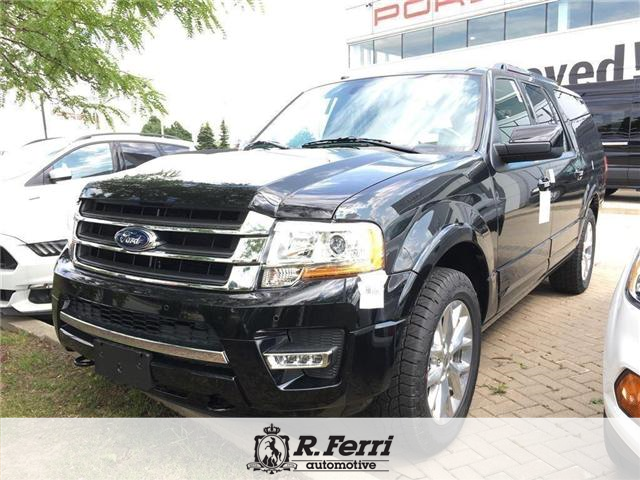 2017 Ford Expedition Max Limited (Stk: H1989) in Woodbridge - Image 1 of 5