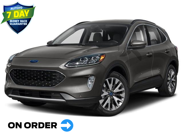 2021 Ford Escape Titanium Hybrid (Stk: S1333) in St. Thomas - Image 1 of 9