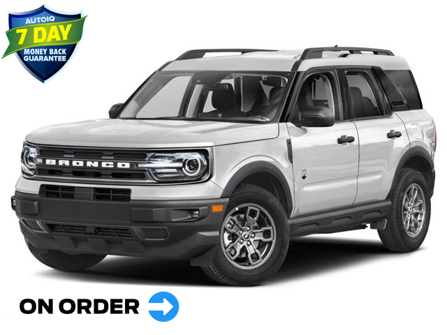 2021 Ford Bronco Sport Big Bend (Stk: S1337) in St. Thomas - Image 1 of 9