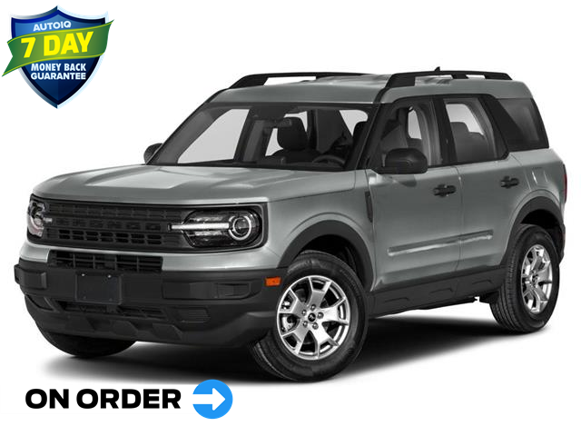 2021 Ford Bronco Sport Outer Banks (Stk: S1338) in St. Thomas - Image 1 of 9