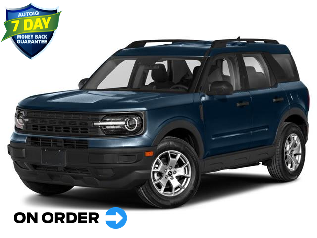 2021 Ford Bronco Sport Outer Banks (Stk: S1339) in St. Thomas - Image 1 of 9
