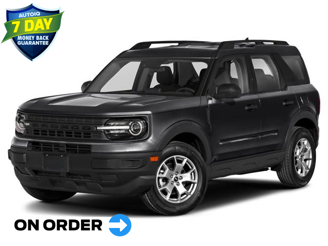2021 Ford Bronco Sport Outer Banks (Stk: S1340) in St. Thomas - Image 1 of 9