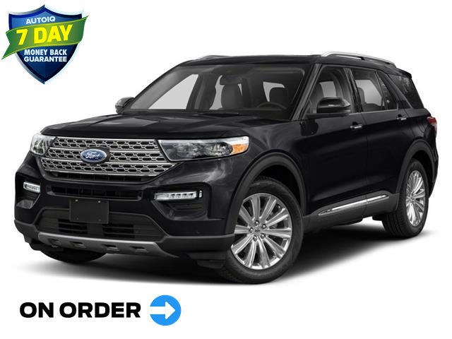 2021 Ford Explorer Limited (Stk: S1342) in St. Thomas - Image 1 of 9