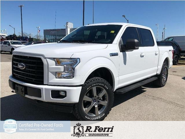 8743989c8d 2017 Ford F-150 XLT XLT at  44880 for sale in Vaughan - Ferrari of ...