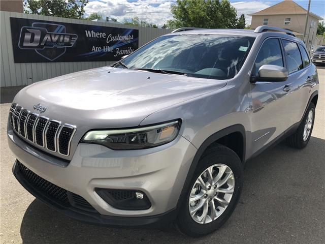 2019 Jeep Cherokee North (Stk: 13173) in Fort Macleod - Image 1 of 19