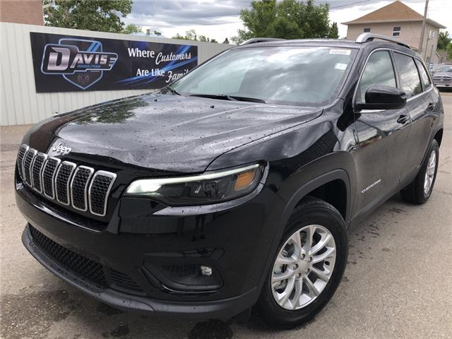 2019 Jeep Cherokee North (Stk: 13176) in Fort Macleod - Image 1 of 19