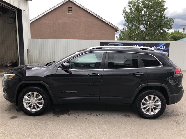 2019 Jeep Cherokee North (Stk: 13176) in Fort Macleod - Image 2 of 19