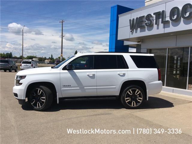 2018 Chevrolet Tahoe Premier (Stk: 18T57) in Westlock - Image 2 of 29