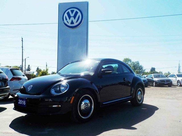 2016 Volkswagen The Beetle 1.8 TSI Classic (Stk: V0401) in Sault Ste. Marie - Image 1 of 29
