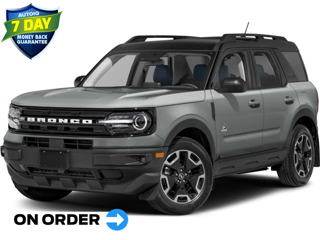 2021 Ford Bronco Sport Outer Banks (Stk: 210542) in Hamilton - Image 1 of 20