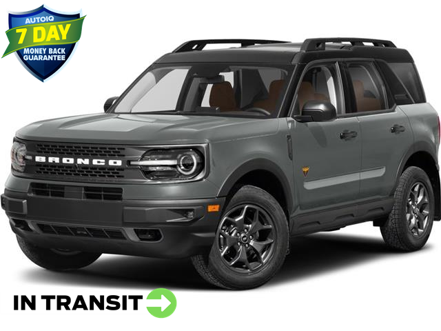 2021 Ford Bronco Sport Badlands (Stk: 210625) in Hamilton - Image 1 of 13