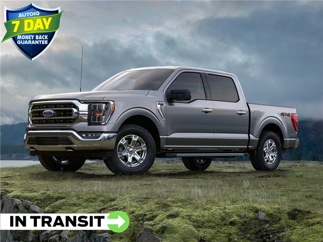 2021 Ford F-150 Lariat (Stk: 210587) in Hamilton - Image 1 of 7
