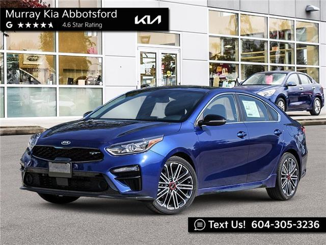 2021 Kia Forte GT Limited (Stk: FR15375) in Abbotsford - Image 1 of 23