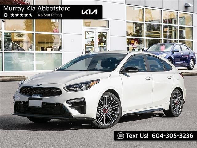 2021 Kia Forte5 GT Limited (Stk: FT15747) in Abbotsford - Image 1 of 23