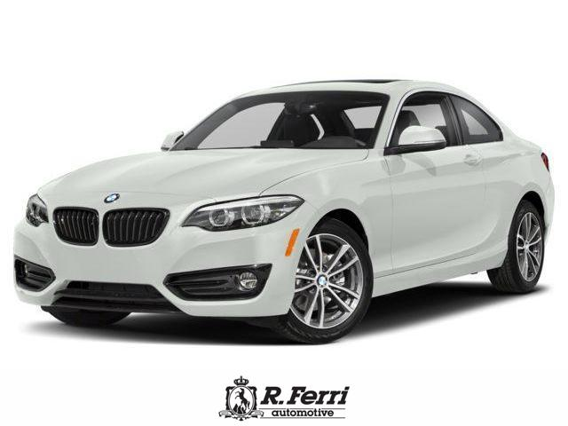 2018 BMW 230 i xDrive (Stk: 27002) in Woodbridge - Image 1 of 9