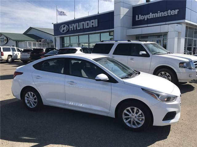 2018 Hyundai Accent  (Stk: 8AC1223) in Lloydminster - Image 1 of 5