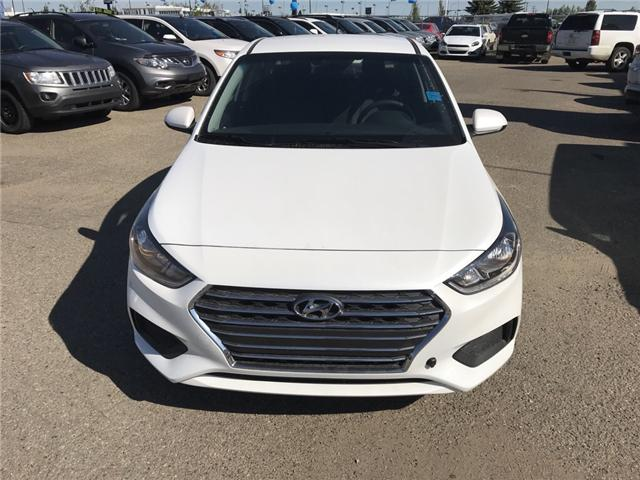 2018 Hyundai Accent  (Stk: 8AC1223) in Lloydminster - Image 2 of 5