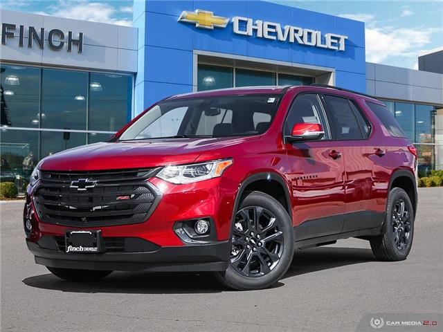2021 Chevrolet Traverse RS (Stk: 154228) in London - Image 1 of 28