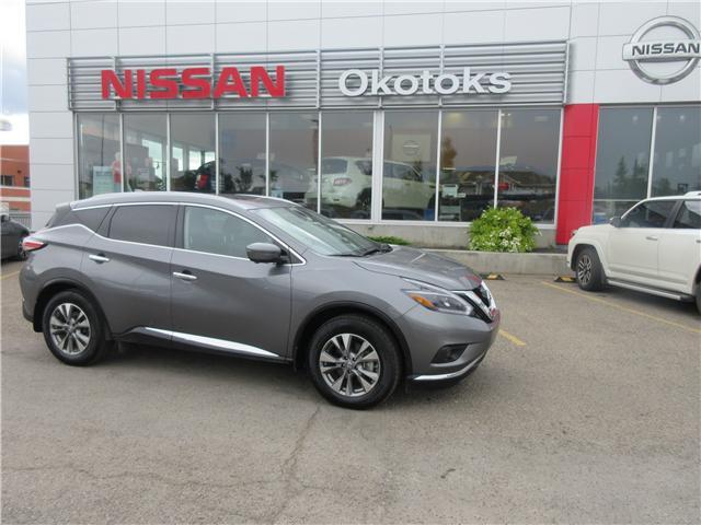 2018 Nissan Murano SL (Stk: 7398) in Okotoks - Image 1 of 28