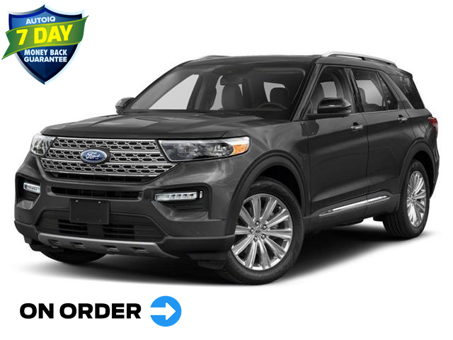 2021 Ford Explorer Limited (Stk: W0404) in Barrie - Image 1 of 9