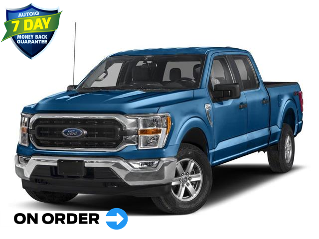 2021 Ford F-150 XLT (Stk: W0497) in Barrie - Image 1 of 9