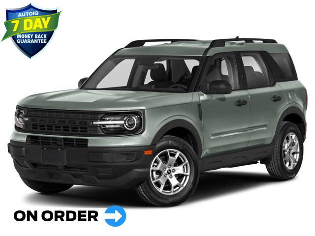 2021 Ford Bronco Sport Big Bend (Stk: W0438) in Barrie - Image 1 of 9