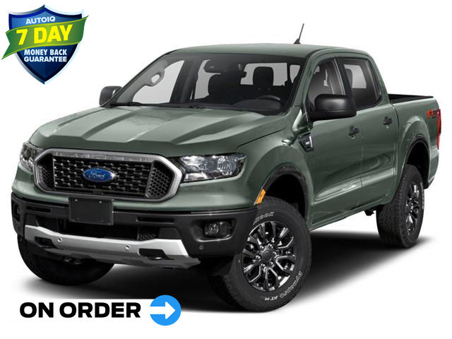 2021 Ford Ranger XLT (Stk: W0827) in Barrie - Image 1 of 9