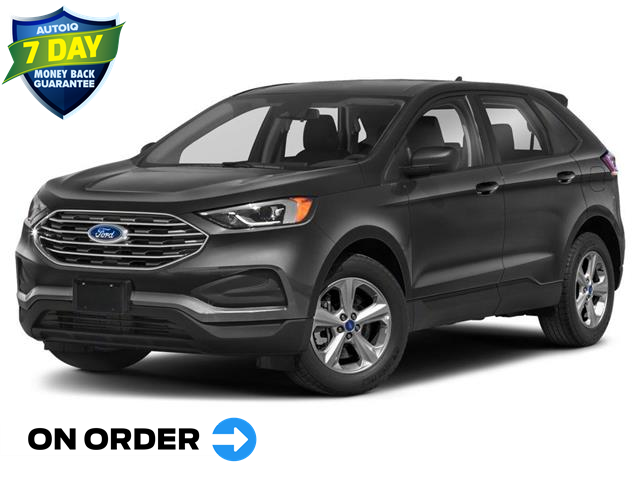 2021 Ford Edge ST (Stk: W0609) in Barrie - Image 1 of 9