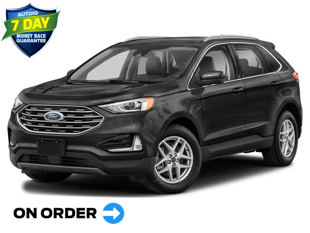 2021 Ford Edge Titanium (Stk: W0931) in Barrie - Image 1 of 9