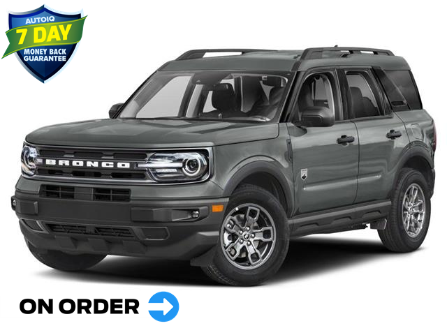 2021 Ford Bronco Sport Big Bend (Stk: W0299) in Barrie - Image 1 of 9