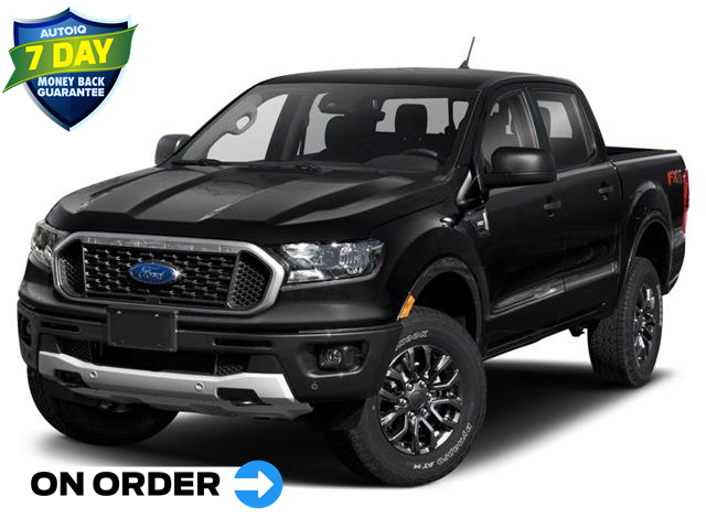 2021 Ford Ranger XLT (Stk: W0941) in Barrie - Image 1 of 9