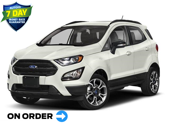 2021 Ford EcoSport SES (Stk: W1088) in Barrie - Image 1 of 9
