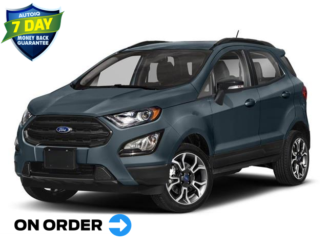2021 Ford EcoSport SES (Stk: W1108) in Barrie - Image 1 of 9