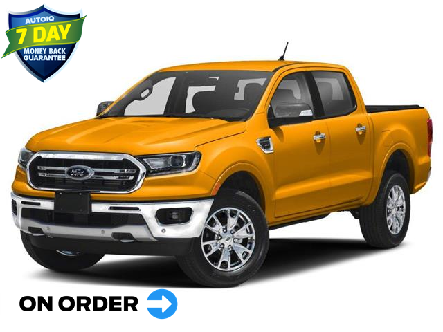 2021 Ford Ranger Lariat (Stk: W1017) in Barrie - Image 1 of 9