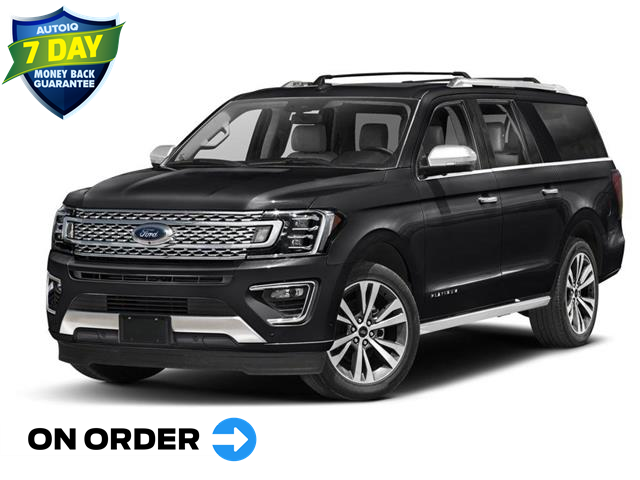 2021 Ford Expedition Max Platinum (Stk: W1135) in Barrie - Image 1 of 9