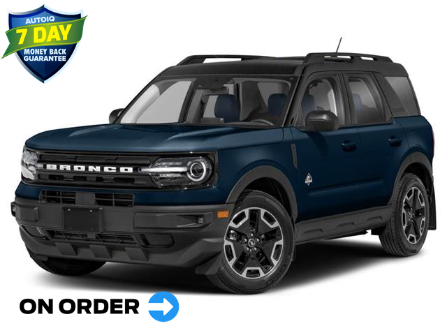 2021 Ford Bronco Sport Outer Banks (Stk: W0301) in Barrie - Image 1 of 9