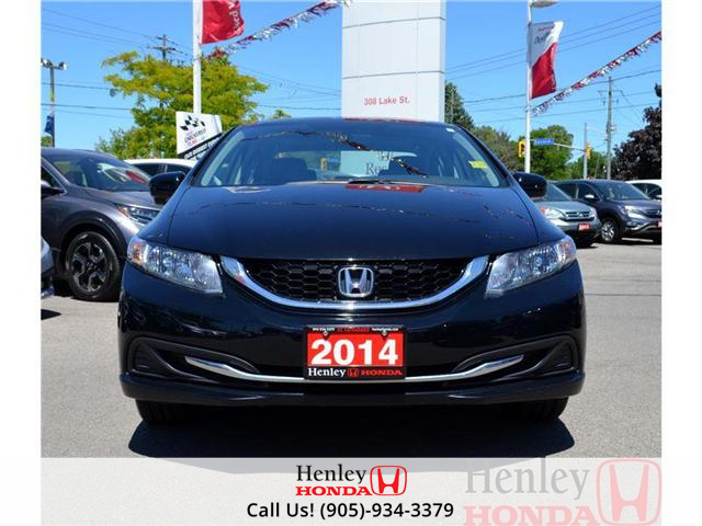 2014 Honda Civic EX SUNROOF ALLOY WHEELS (Stk: B0729) in St. Catharines - Image 4 of 14