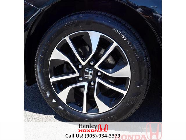 2014 Honda Civic EX SUNROOF ALLOY WHEELS (Stk: B0729) in St. Catharines - Image 14 of 14