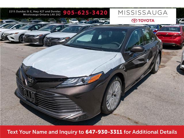2018 Toyota Camry XLE V6 (Stk: J41023) in Mississauga - Image 1 of 13