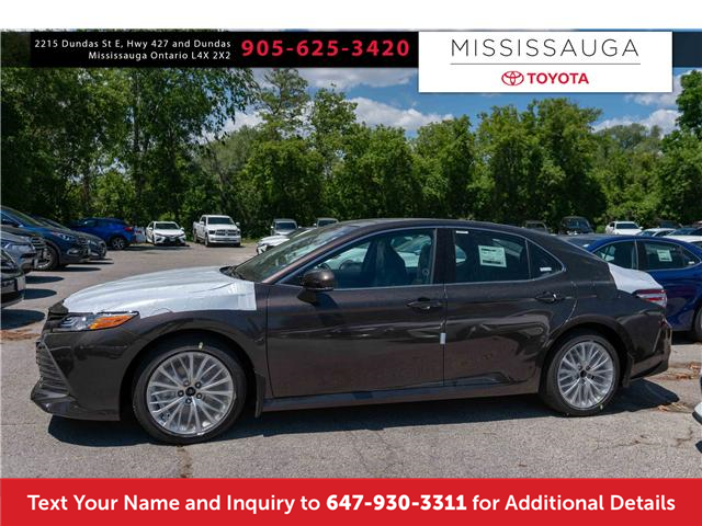2018 Toyota Camry XLE V6 (Stk: J41023) in Mississauga - Image 2 of 13