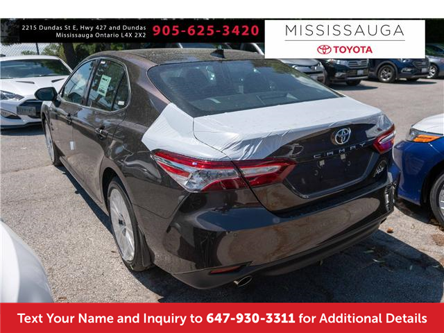 2018 Toyota Camry XLE V6 (Stk: J41023) in Mississauga - Image 3 of 13