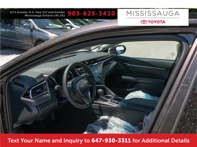 2018 Toyota Camry XLE V6 (Stk: J41023) in Mississauga - Image 9 of 13