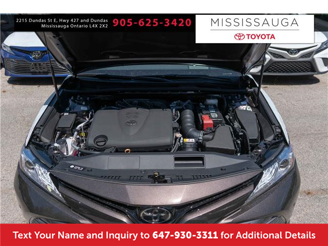 2018 Toyota Camry XLE V6 (Stk: J41023) in Mississauga - Image 13 of 13