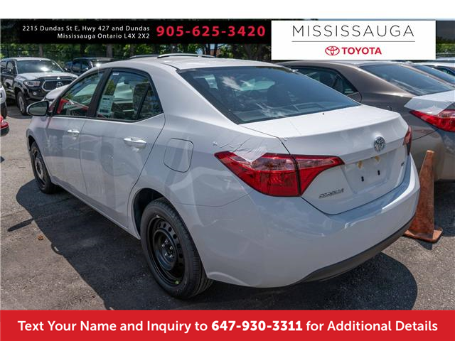 2019 Toyota Corolla LE (Stk: K3019) in Mississauga - Image 2 of 13