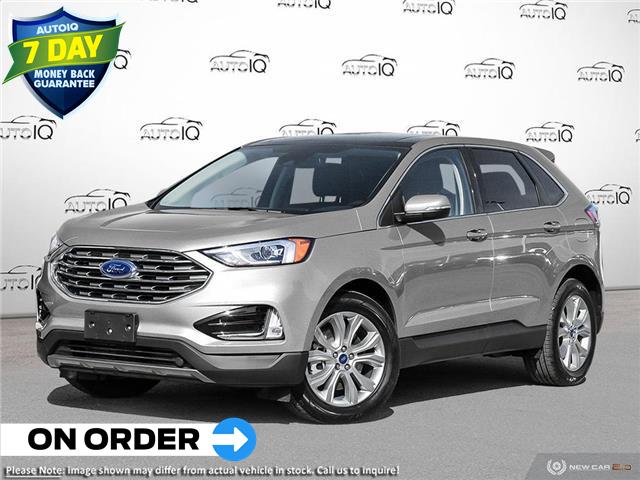 2021 Ford Edge Titanium (Stk: 21D2910) in Kitchener - Image 1 of 23